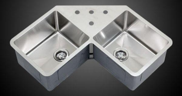 ... Bowl Corner Butterfly Kitchen Sink Butterflies, Steel and Gauges