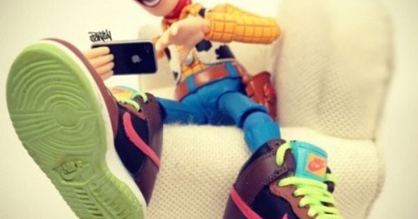 Fotos Inusitadas do Woody do Toy Story vão para o Instagram |