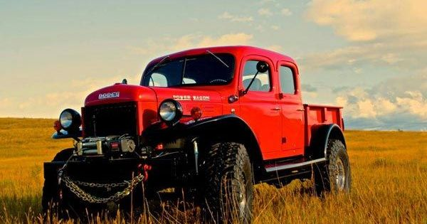 6x6 Power Wagon 1946 1968 Dodge Power Wagon Jpg Dodge
