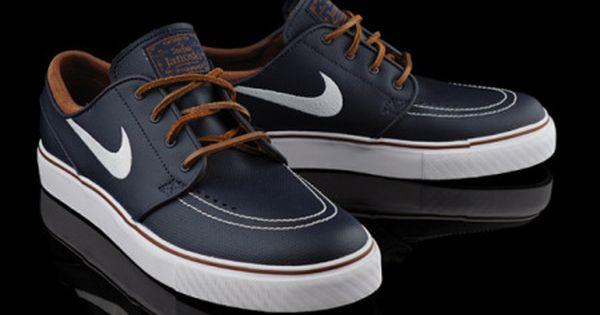 Nike SB Stefan Janoski Kicks on thedaily | Nike leather