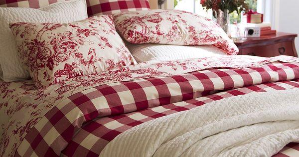Master Bedroom Bedding Pinterest