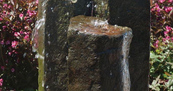 3 pack natural mongolian basalt columns 24 30 36