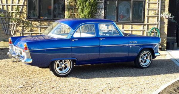 Ford Zodiac Mk2 For Sale 1961 On Car And Classic Uk C703901