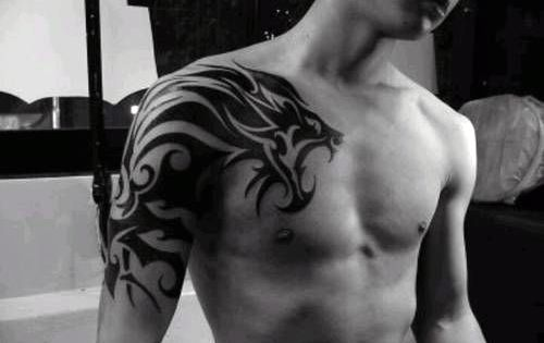 40 tribal lion tattoo designs for men tatuajes spanish tatuajes tatuajes para mujeres. Black Bedroom Furniture Sets. Home Design Ideas