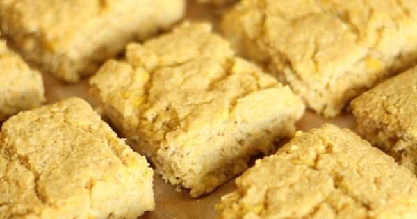 Cornbread, Sweet cornbread and Gluten free on Pinterest