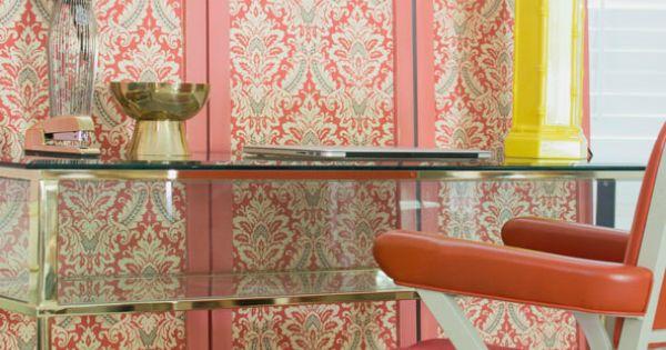 Create a custom folding screen using fabric and liquid - Biombos casa home ...