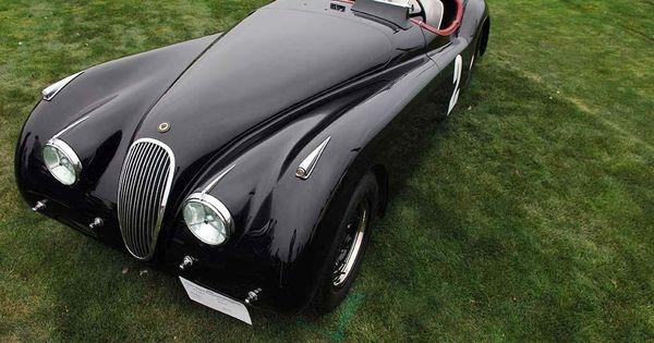 1950 Jaguar Xk120 Roadster The Best Machines That Human