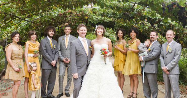 Mismatched Suits Dresses Shoes Weddings Pinterest