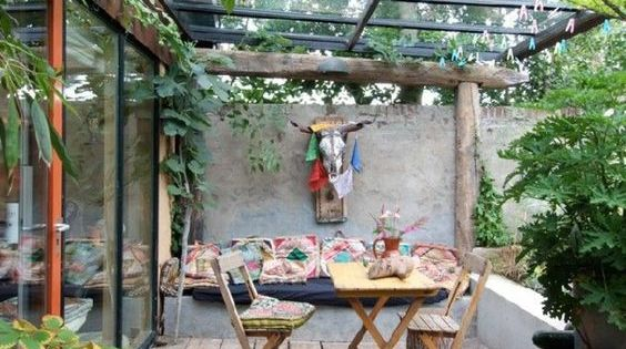 60 photos comment bien am nager sa terrasse gardens and balconies - Outdoor amenager ...