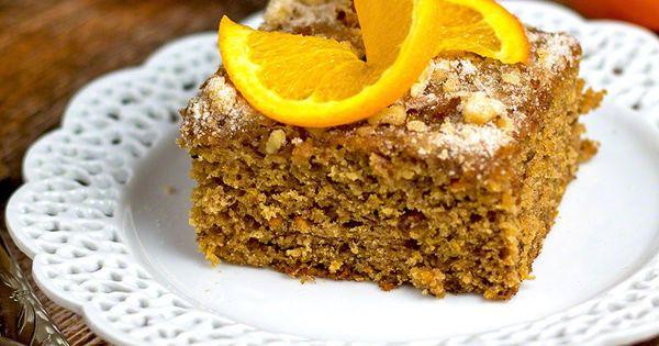 Orange Kiss Me Cake 2014--Holiday Baking Giveaway | Recipe | Kiss Me ...
