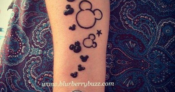 Disney Henna  Google Search  TattoosHennas  Pinterest  Disney Henna Dis