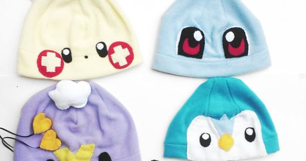 Ten Dollar Pokemon Hats $10.00
