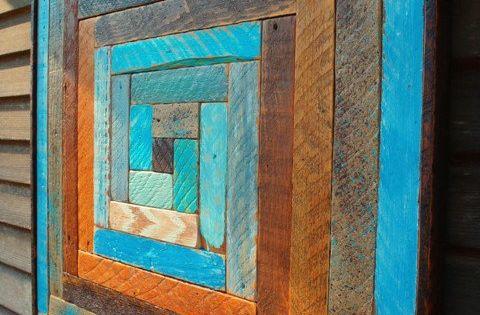 Crafty Wood Rustic Wood Sculpture Reclaimed