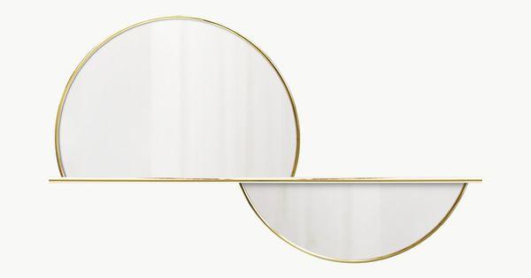 Download Premium Png Of Semicircle Gold Framed Mirror Transparent Png Gold Framed Mirror Gold Picture Frames Gold Frame