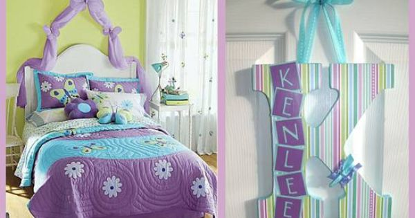 Girls Purple Green Bedroom Teal And Purple Bedding For Bedroom