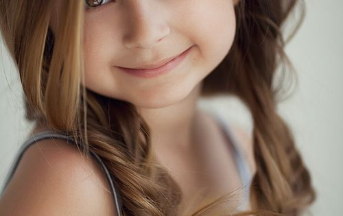 25 Cute Hairstyle Ideas for Little Girls. For when Maddie will let