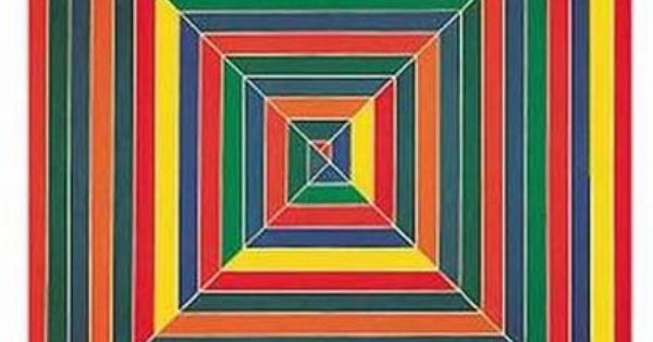 Frank stella minimalism minimalist artists frank for Minimal art frank stella