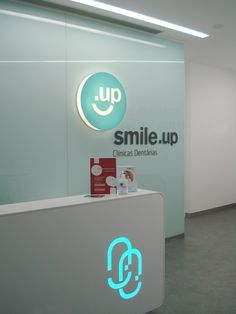Indoor Signs Makes The First Impression To Your Patients When They Enter Your Clinic So Whether It S Inside Or Clinic Design Dental Office Decor Dental Clinic