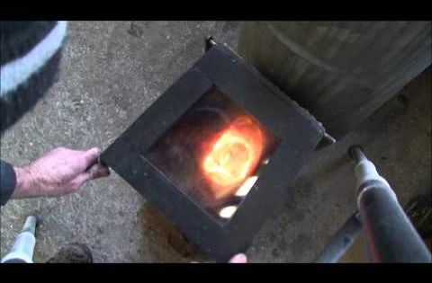 Large Firebox Part 2 Sawdust Burn And Stove Plans