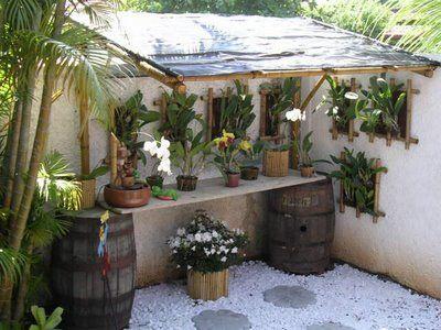 Rincones jardines baratos plantas pinterest jard n for Jardines baratos