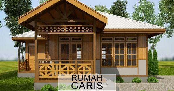 Desain Rumah Kayu Tampak Depan Desain Rumah Rumah Kayu Rumah