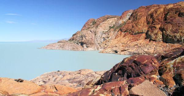 Viedma Lake / S Rossi travel ROCKS
