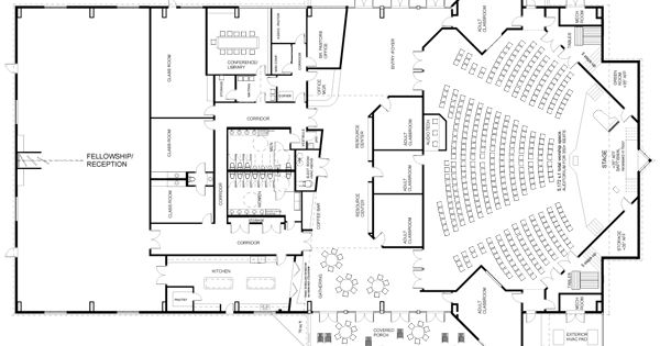 Floor Plan Edited 600 509 Pixels Arch