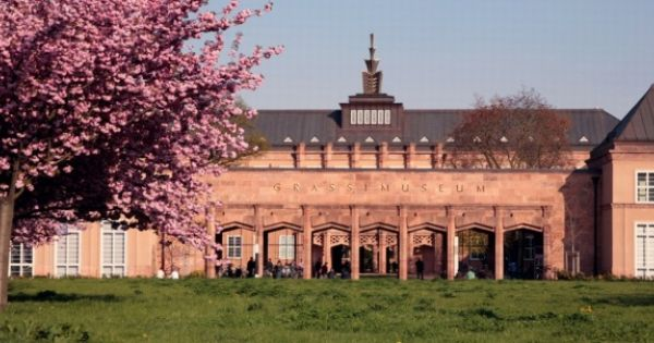 Musikmuseum I Tyskland Leipzig Museum Universitat