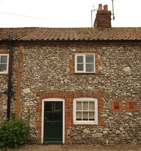 Norfolk Flint Cottage Google Search