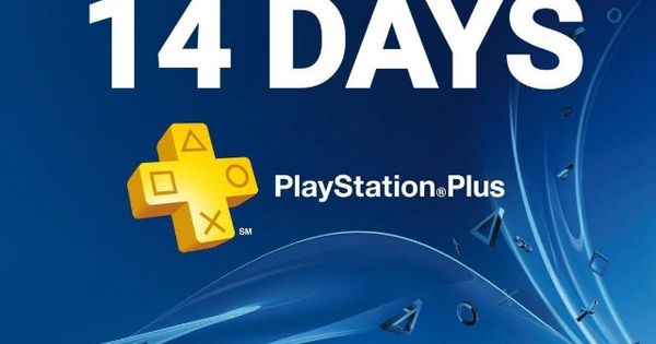 Ps Plus Instant 14 Day Membership Ps4 Ps3 Ps Vita Playstation Ps4 Gaming Video
