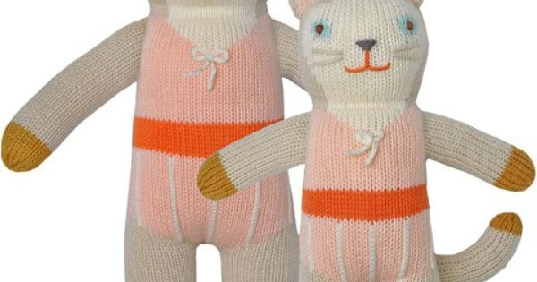 BlaBla Kids Knit Dolls