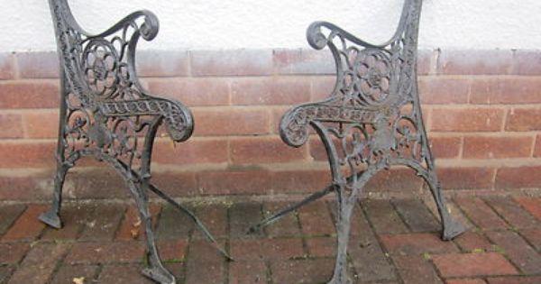 Cast Iron Garden Bench Ends Cast Iron Garden Bench Garden Bench