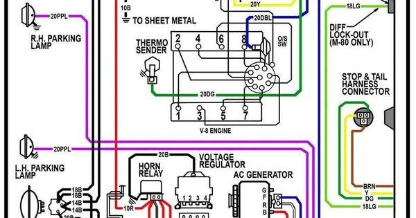 1971 Chevy Voltage Regulator Wiring Schematic And Wiring Diagram In 2020 1963 Chevy Truck Chevy Trucks 1966 Chevy Truck