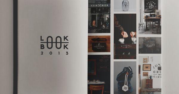 Lookbook 2013 by Jorgen Grotdal, via Behance