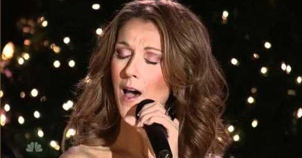 Celine Dion Christmas Songs Silent Night Youtube Christmas Song Holiday Music Beautiful Songs