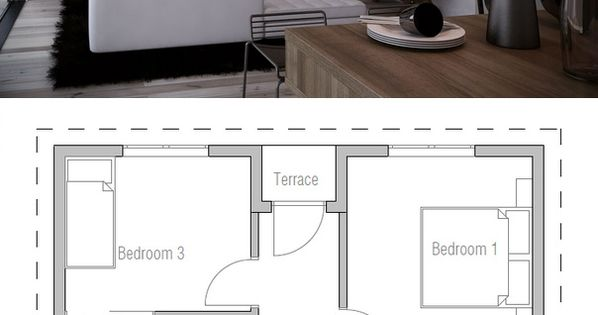 New home house plan from home plans for Concept home com
