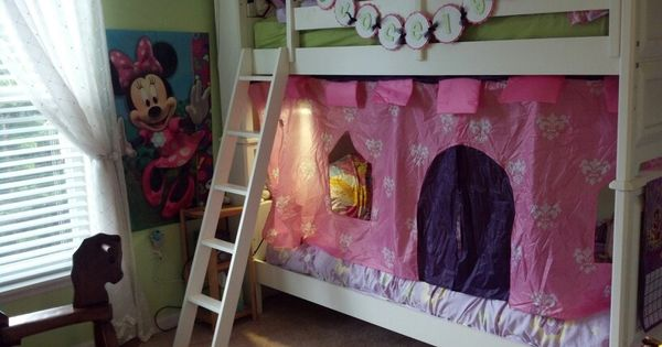 Princess Castle Bunk Bed Out Of Discovery Kids Princess