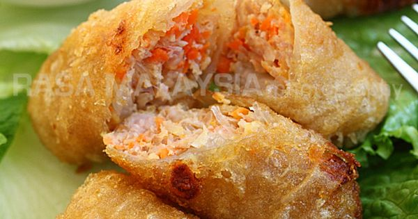 Vietnamese Spring Rolls (Cha Gio) | Recipe | Vietnamese Spring Rolls ...