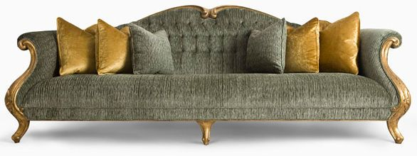 Cabriole Sofa How To Furnish It In