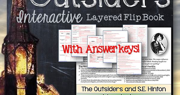 the outsiders study guide pdf