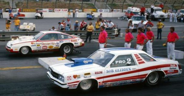 Legendary Duel Bob Glidden Vs Bill Grump Jenkins Ford Vs
