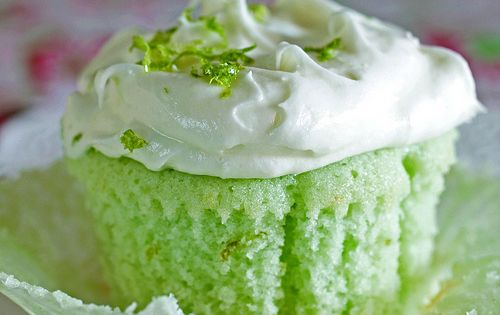 Key Lime Cupcakes keylime cupcake dessert foodlove