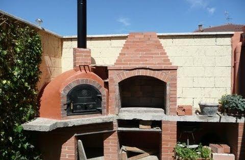 Construcci n horno de le a 1 visita el tema en el - Construccion hornos de lena ...