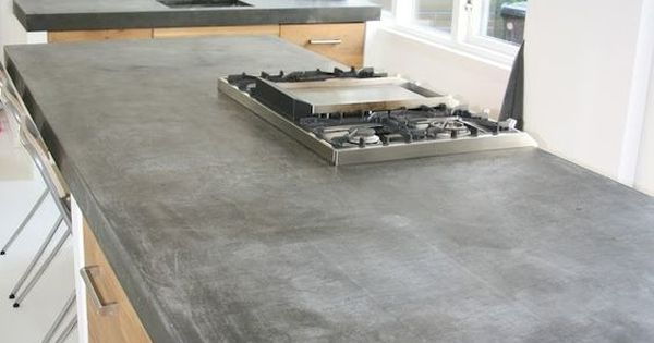 Concrete Countetops Are Durable And Strong Countertops