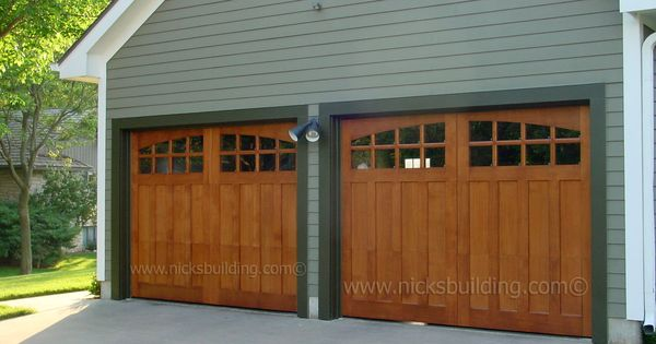 Wood Garage Doors Stable Style Garage Doors Garage Door