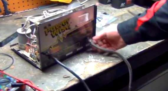 how to fix and repair an ezgo powerwise golf cart charger