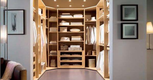 Wardrobe Closet Design Ideas | Walk in Wardrobe Design with Great Style