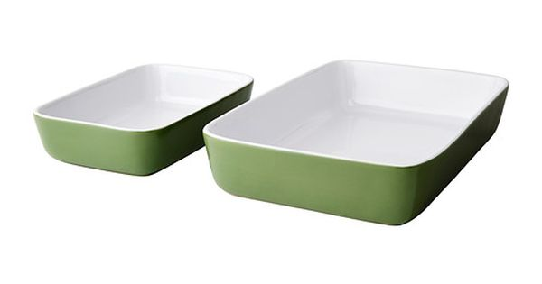 Lyckad oven serving dish set of 2 ikea 15 shopping - Dish chair ikea ...