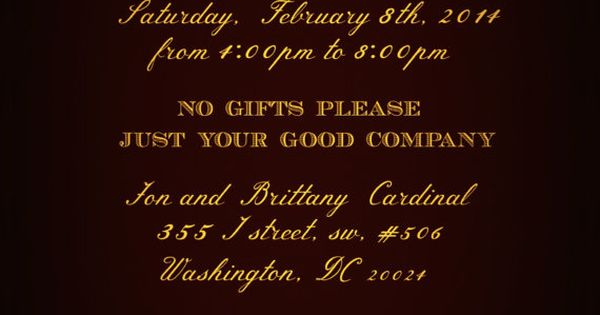 Great Gatsby Party Invitations | Great gatsby party, Gatsby and Party invitations