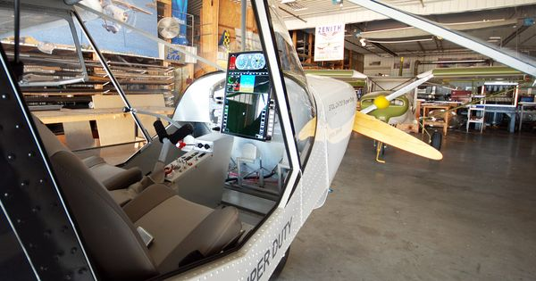 Zenith S New Stol Ch 750 Super Duty Kitplanes Newsline
